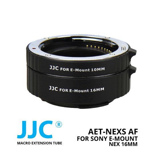 jual JJC AET-NEXS AF Macro Extention Tube Sony NEX