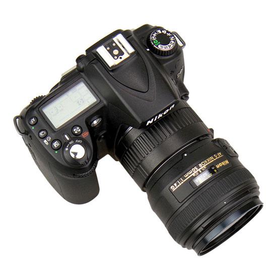 JJC AET-NS AF Macro Extention Tube Nikon F-Mount