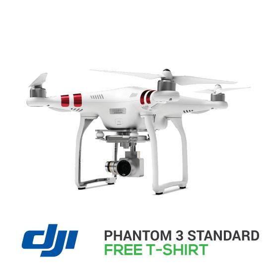 Jual DJI Phantom 3 Standard - Harga dan Spesifikasi