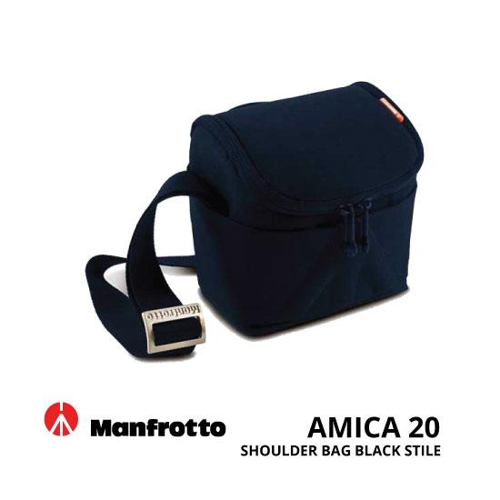 jual Manfrotto Amica 20 Shoulder Bag