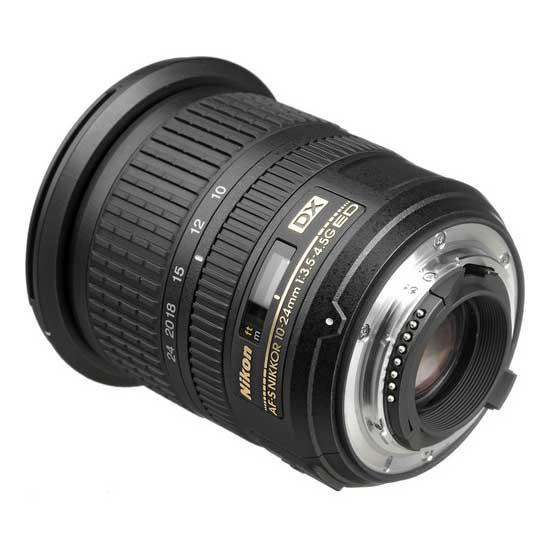Nikon AF-S 10-24mm f/3.5-4.5G ED DX Nikkor
