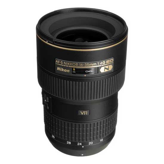 Jual Lensa Nikon AF-S 16-35mm F/4G ED VR Nikkor Harga Murah Surabaya & Jakarta