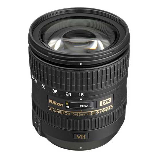 Jual Lensa Nikon AF-S 16-85mm f/3.5-5.6G ED DX VR Nikkor Harga Murah Surabaya & Jakarta