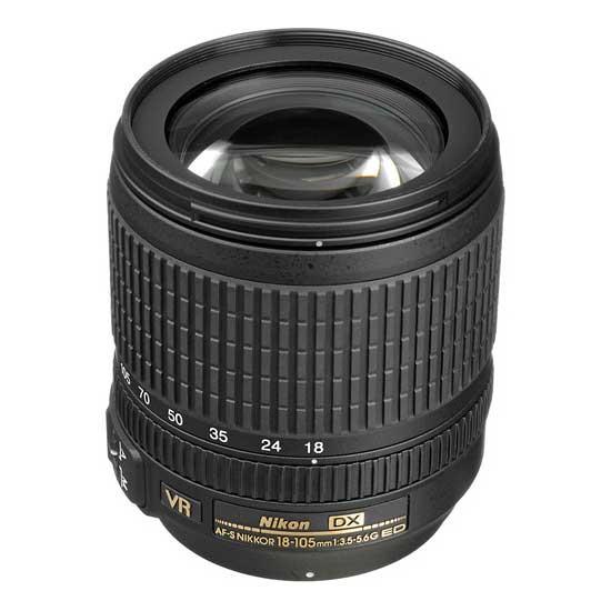 Jual Lensa Nikon AF-S 18-105MM F/3.5-5.6G ED DX VR Nikkor Harga Murah Surabaya & Jakarta
