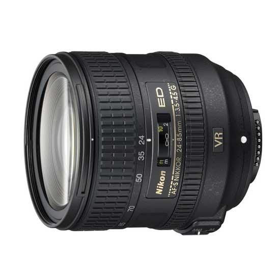 Nikon AF-S 24-85mm f/3.5-4.5G ED VR Nikkor