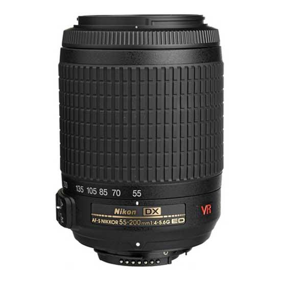 Nikon AF-S 55-200mm F/4-5,6G IF ED DX VR Nikkor
