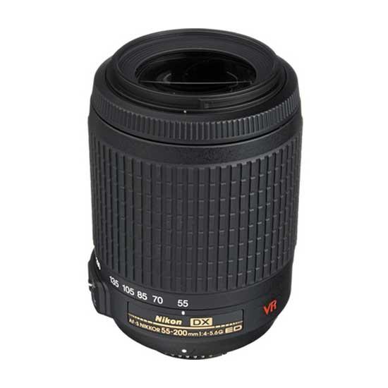 Jual Lensa Nikon AF-S 55-200mm F/4-5,6G IF ED DX VR Nikkor Harga Murah Surabaya & Jakarta