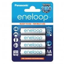 Panasonic Eneloop AA 1900mah isi 4 Baterai