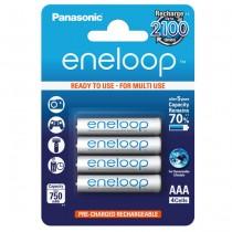 Panasonic Eneloop AAA 750mAh 4Pcs Baterai