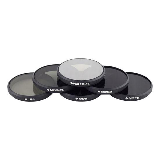 PolarPro DJI Inspire 1 Filter 6-Pack P4002
