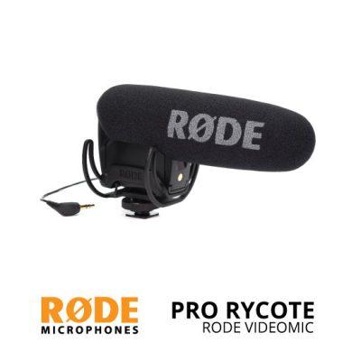 jual RODE VideoMic Pro Rycote