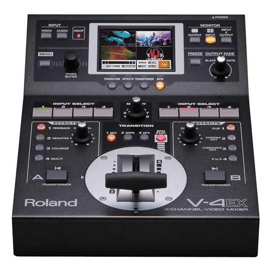 Roland V4EX Video Mixer