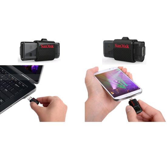 Sandisk Ultra Dual USB Drive 8GB
