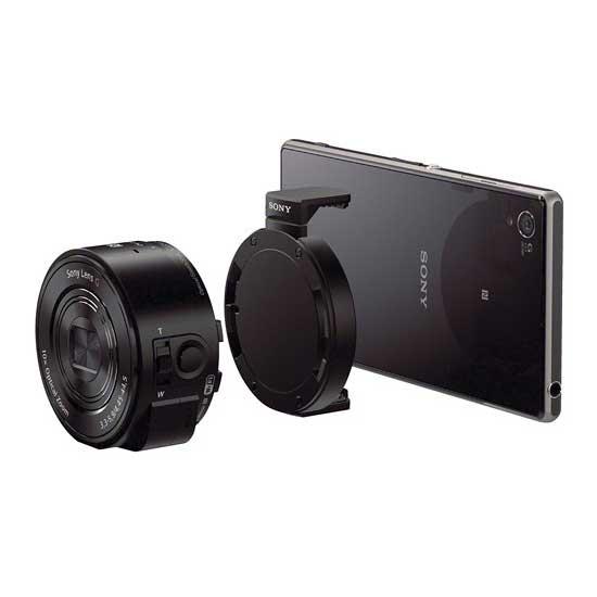 Sony DSC-QX10 Digital Camera for Smartphones