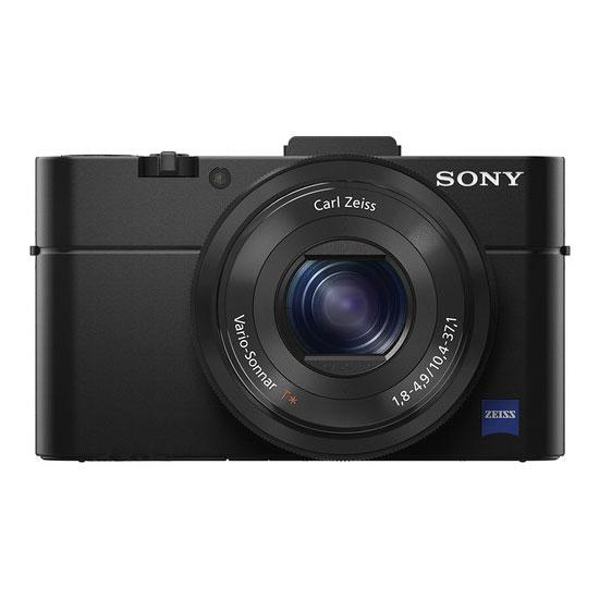 Sony DSC-RX100 II Cyber-shot Digital Camera