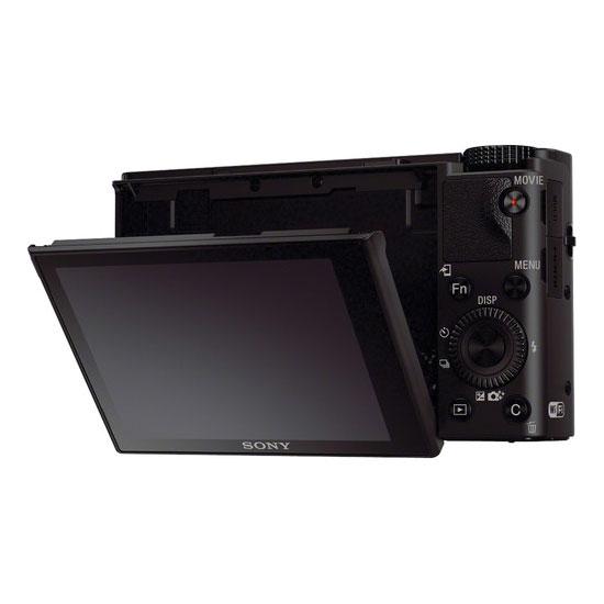 Sony DSC-RX100 III Cyber-shot Digital Camera