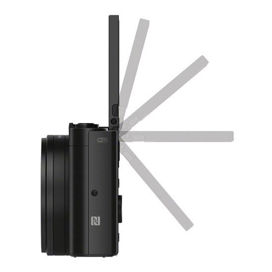 Sony DSC-WX500 Cyber-shot Digital Camera