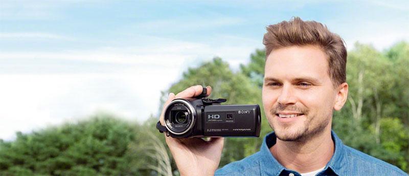 Sony-HDR-PJ410-Full-HD-Handycam-Camcorder-Projector-f