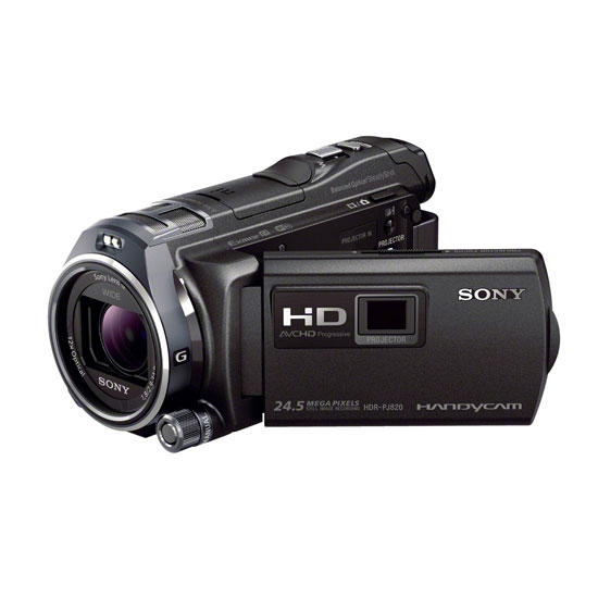 Sony HDR-PJ820E FullHD Handycam Camcorder Projector