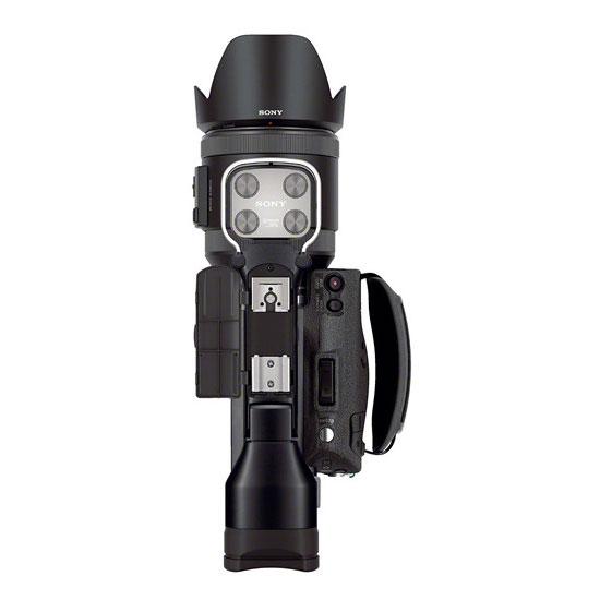 Sony NEX-VG30EH PAL Camcorder Zoom Lens