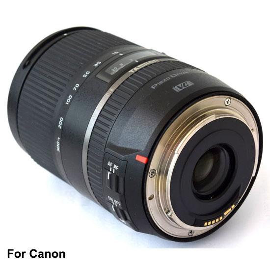 Tamron 16-300mm f/3.5-6.3 Di II PZD Macro Lensa