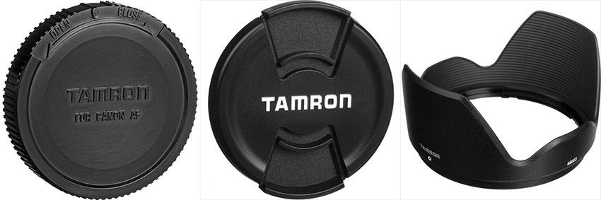 Tamron SP AF 17-50mm f/2.8 XR Di-II VC LD Aspherical (IF) Lensa