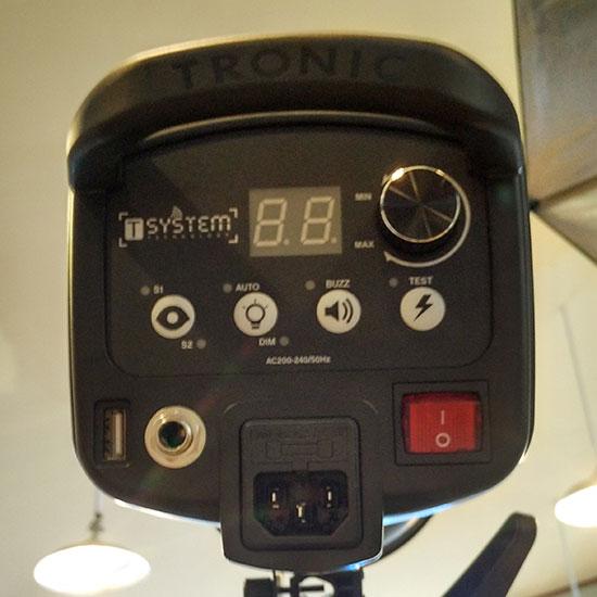 Tronic TR500e Professional Studio Flash