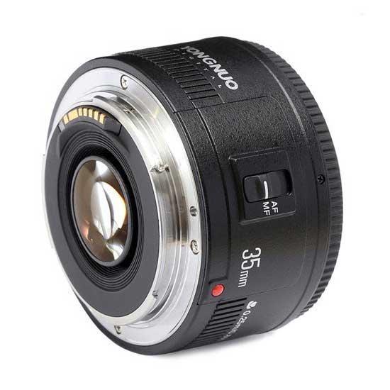 YongNuo Canon EF 35mm f/2 IS USM Lensa