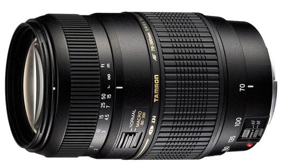 Jual Tamron AF 70-300mm f/4-5.6 Di LD Macro Lensa