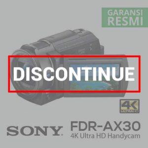 jual Sony FDR-AX30 4K Ultra HD Handycam Camcorder harga murah surabaya jakarta