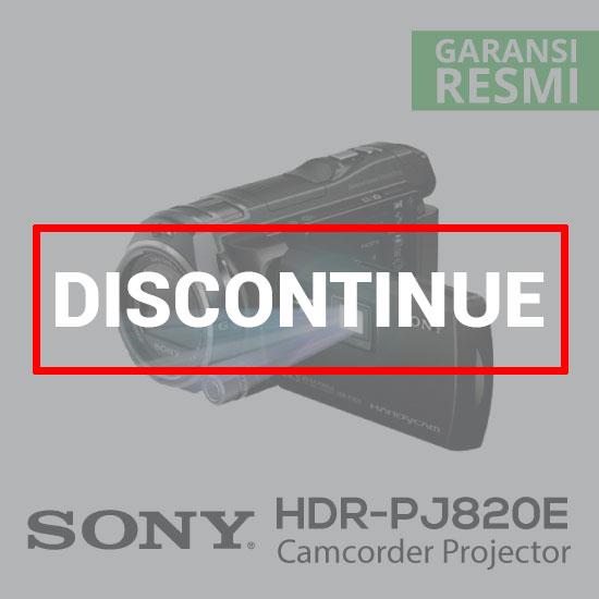 jual Sony HDR-PJ820E FullHD Handycam Camcorder Projector harga murah surabaya jakarta