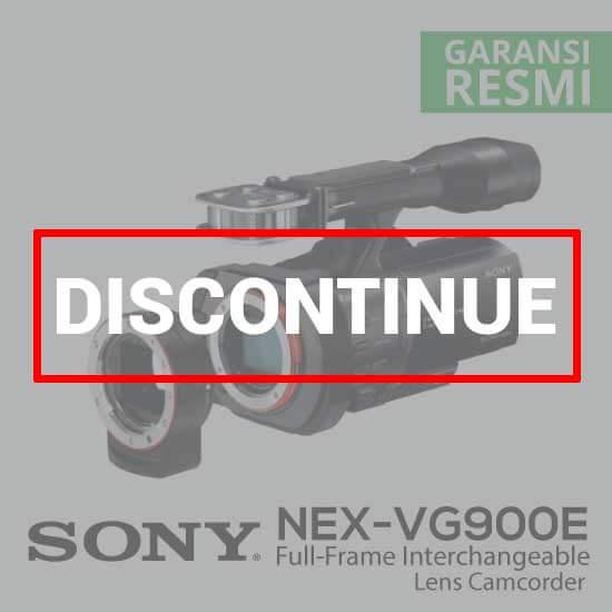 jual Sony NEX-VG900E Full-Frame Interchangeable Lens Camcorder harga murah surabaya jakarta