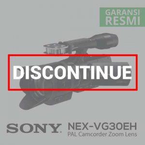 jual camcorder Sony NEX-VG30EH PAL Camcorder Zoom Lens harga murah surabaya jakarta