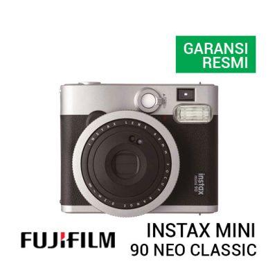 jual kamera Fujifilm 90 Neo Classic Instax Mini Black harga murah surabaya jakarta
