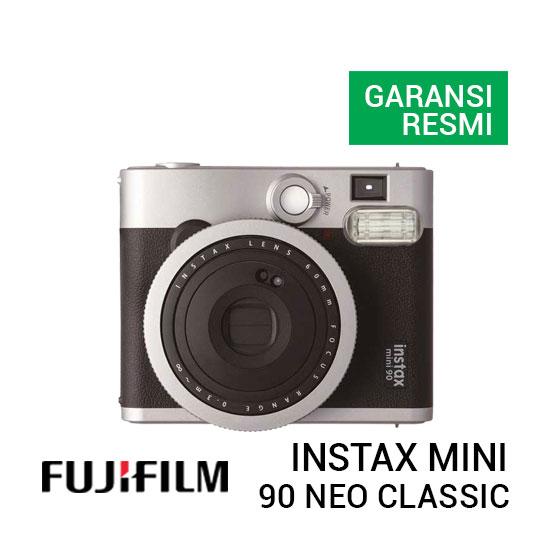 Jual Fujifilm 90 Neo Classic Instax Mini Black Harga Murah