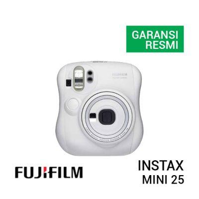 jual kamera Fujifilm Instax Mini 25 White harga murah surabaya jakarta