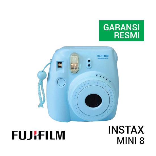Jual Fujifilm Instax Mini 8 Blue Harga Murah