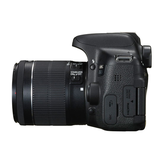 Canon EOS 750D Kit EF-S18-135mm IS STM