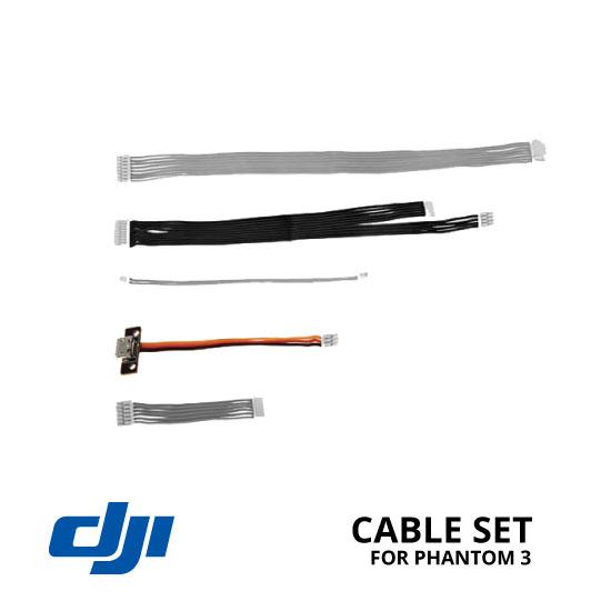 jual DJI Phantom 3 Cable Set