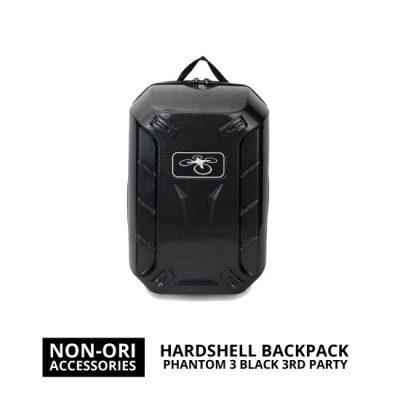 jual DJI Phantom 3 Hardshell Backpack Black 3rd Party