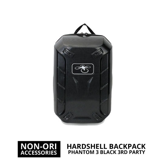 jual DJI Phantom 3 Hardshell Backpack Black 3rd Party