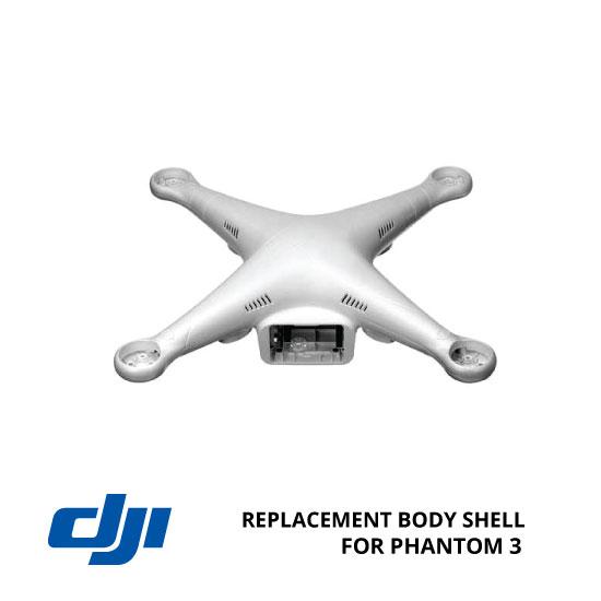 jual DJI Phantom 3 Replacement Body Shell