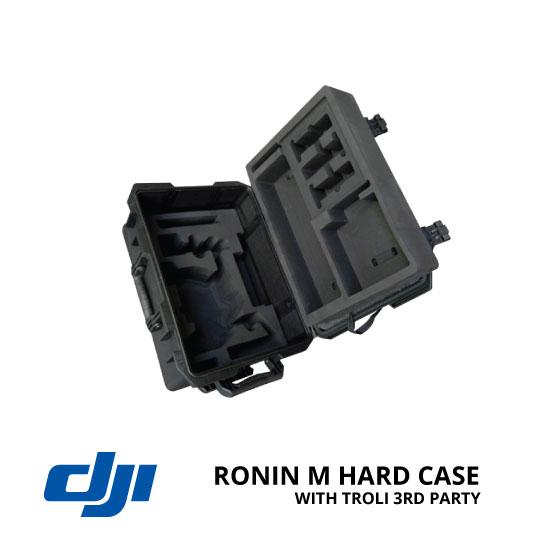 jual DJI Ronin M Hard Case With Troli 3rd Party