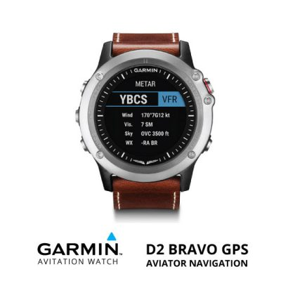 jual Garmin D2 Bravo GPS Aviator Navigation Watch