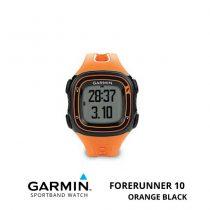 jual Garmin Forerunner 10 Orange Black