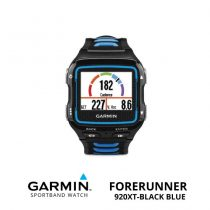 jual Garmin Forerunner 920XT Black Blue
