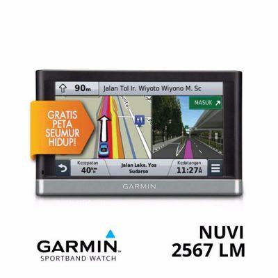 jual Garmin-Nuvi-2567LM-Indonesia