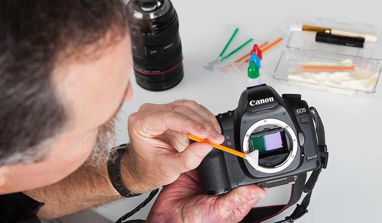 Jaga Kebersihan Lensa