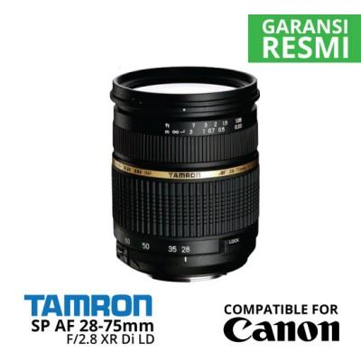 Jual Lensa Tamron SP AF 28-75mm Canon f/2.8 XR Di LD Aspherical (IF) Harga Murah Toko Kamera Online Indonesia