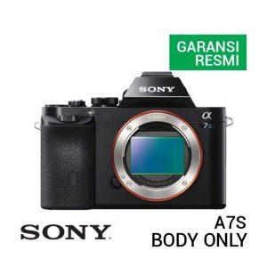 Jual Sony A7S Kamera Mirrorless Body Only Harga Terbaik